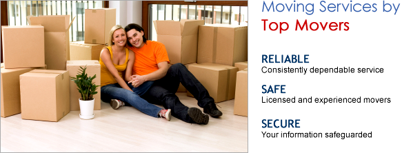 Self Movers Services